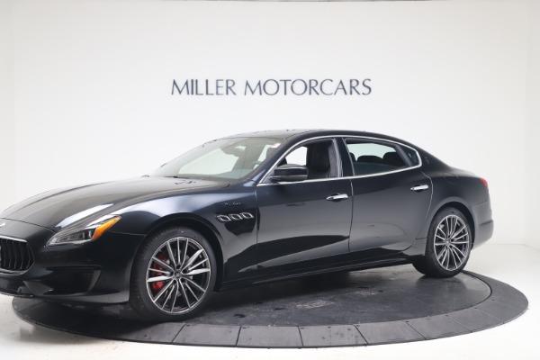 New 2022 Maserati Quattroporte Modena Q4 for sale $128,775 at Pagani of Greenwich in Greenwich CT 06830 2