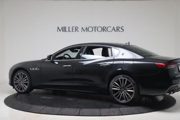 New 2022 Maserati Quattroporte Modena Q4 for sale $128,775 at Pagani of Greenwich in Greenwich CT 06830 4