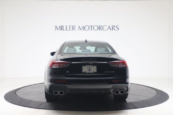 New 2022 Maserati Quattroporte Modena Q4 for sale $128,775 at Pagani of Greenwich in Greenwich CT 06830 6
