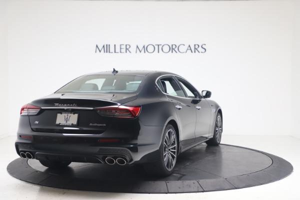 New 2022 Maserati Quattroporte Modena Q4 for sale $128,775 at Pagani of Greenwich in Greenwich CT 06830 7