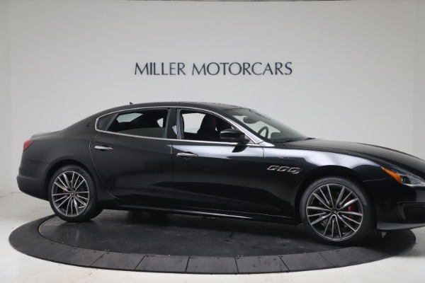 New 2022 Maserati Quattroporte Modena Q4 for sale $128,775 at Pagani of Greenwich in Greenwich CT 06830 9