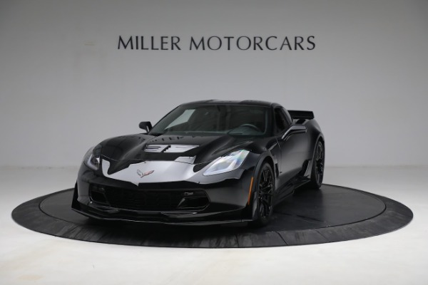 Used 2016 Chevrolet Corvette Z06 for sale $85,900 at Pagani of Greenwich in Greenwich CT 06830 12