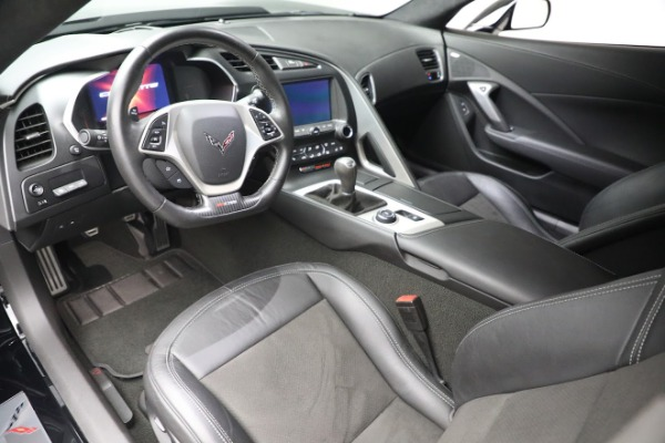 Used 2016 Chevrolet Corvette Z06 for sale $85,900 at Pagani of Greenwich in Greenwich CT 06830 13