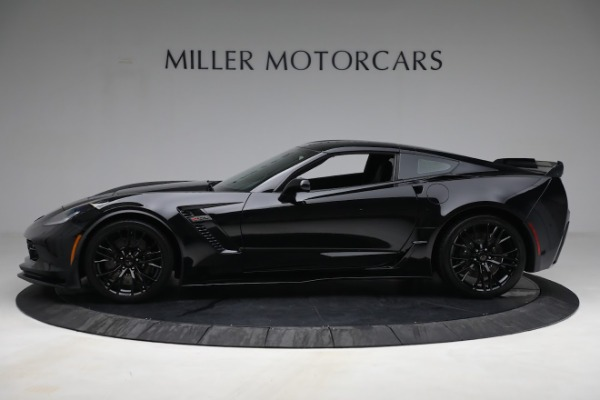 Used 2016 Chevrolet Corvette Z06 for sale $85,900 at Pagani of Greenwich in Greenwich CT 06830 2