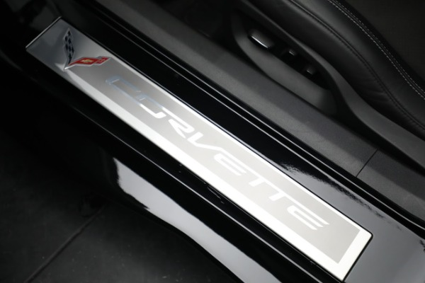 Used 2016 Chevrolet Corvette Z06 for sale $85,900 at Pagani of Greenwich in Greenwich CT 06830 21