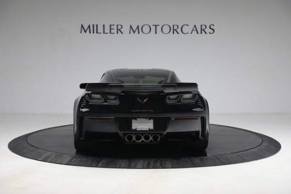 Used 2016 Chevrolet Corvette Z06 for sale $85,900 at Pagani of Greenwich in Greenwich CT 06830 5