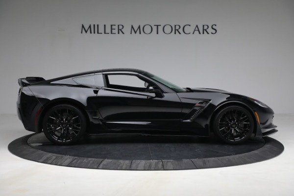 Used 2016 Chevrolet Corvette Z06 for sale $85,900 at Pagani of Greenwich in Greenwich CT 06830 8