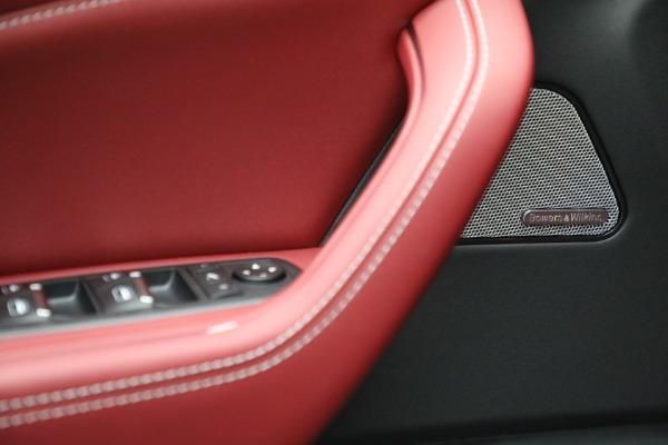New 2022 Maserati Levante Trofeo for sale $155,045 at Pagani of Greenwich in Greenwich CT 06830 19