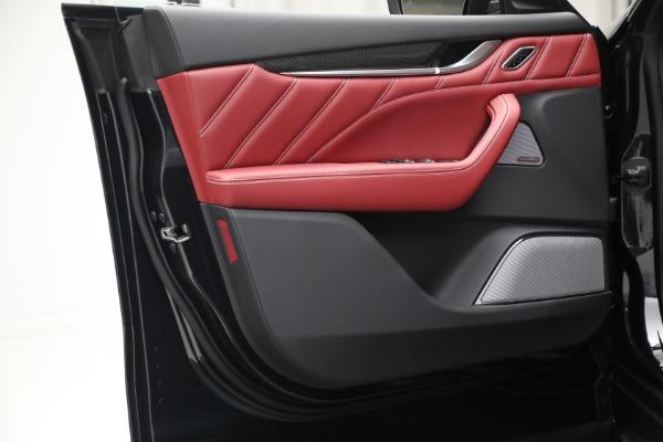 New 2022 Maserati Levante Trofeo for sale $155,045 at Pagani of Greenwich in Greenwich CT 06830 21