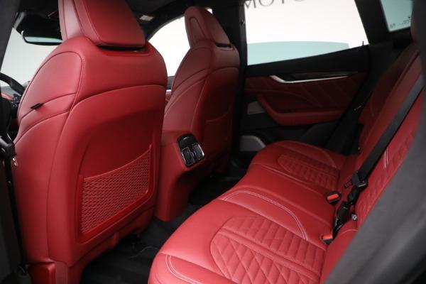 New 2022 Maserati Levante Trofeo for sale $155,045 at Pagani of Greenwich in Greenwich CT 06830 22