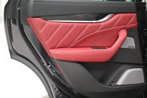 New 2022 Maserati Levante Trofeo for sale $155,045 at Pagani of Greenwich in Greenwich CT 06830 25