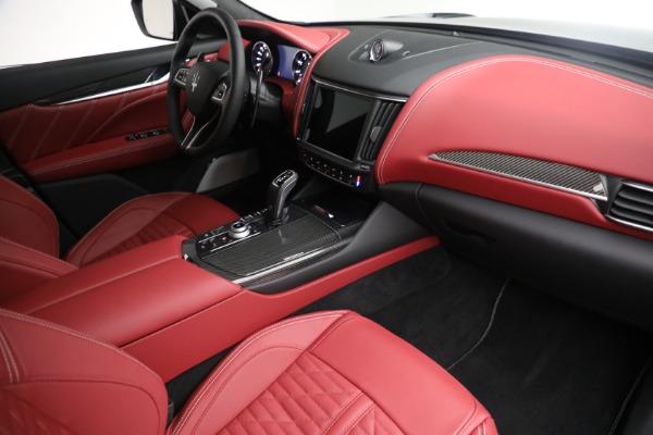 New 2022 Maserati Levante Trofeo for sale $155,045 at Pagani of Greenwich in Greenwich CT 06830 26