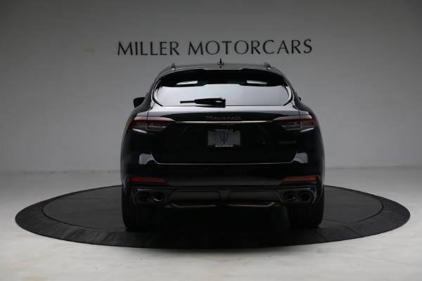New 2022 Maserati Levante Trofeo for sale $155,045 at Pagani of Greenwich in Greenwich CT 06830 6