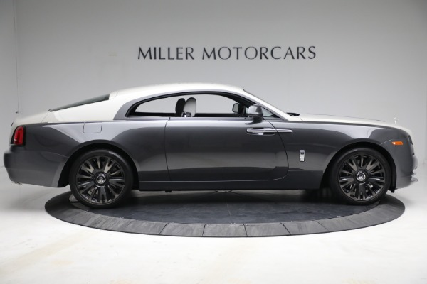 Used 2020 Rolls-Royce Wraith for sale Call for price at Pagani of Greenwich in Greenwich CT 06830 10