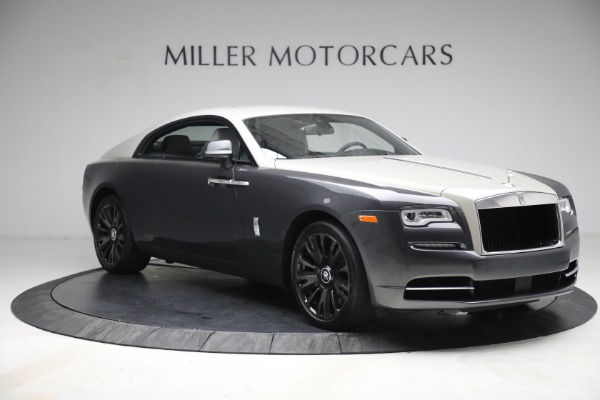 Used 2020 Rolls-Royce Wraith for sale Call for price at Pagani of Greenwich in Greenwich CT 06830 12