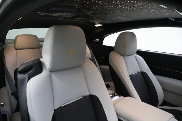 Used 2020 Rolls-Royce Wraith for sale Call for price at Pagani of Greenwich in Greenwich CT 06830 17