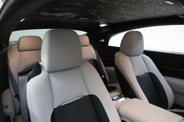Used 2020 Rolls-Royce Wraith for sale Call for price at Pagani of Greenwich in Greenwich CT 06830 18