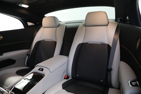 Used 2020 Rolls-Royce Wraith for sale Call for price at Pagani of Greenwich in Greenwich CT 06830 19