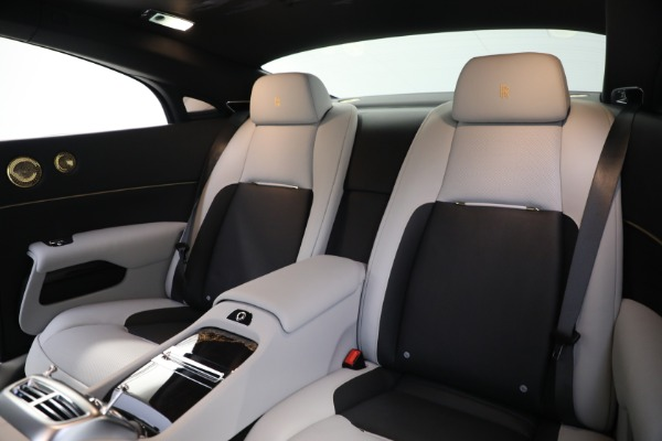 Used 2020 Rolls-Royce Wraith for sale Call for price at Pagani of Greenwich in Greenwich CT 06830 20