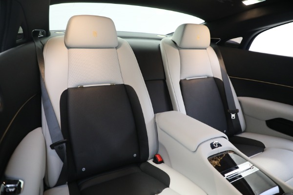 Used 2020 Rolls-Royce Wraith for sale Call for price at Pagani of Greenwich in Greenwich CT 06830 21