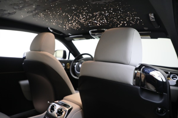 Used 2020 Rolls-Royce Wraith for sale Call for price at Pagani of Greenwich in Greenwich CT 06830 23