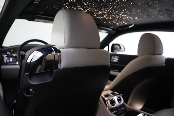 Used 2020 Rolls-Royce Wraith for sale Call for price at Pagani of Greenwich in Greenwich CT 06830 24