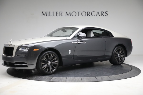 Used 2020 Rolls-Royce Wraith for sale Call for price at Pagani of Greenwich in Greenwich CT 06830 3