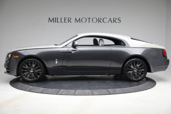 Used 2020 Rolls-Royce Wraith for sale Call for price at Pagani of Greenwich in Greenwich CT 06830 4