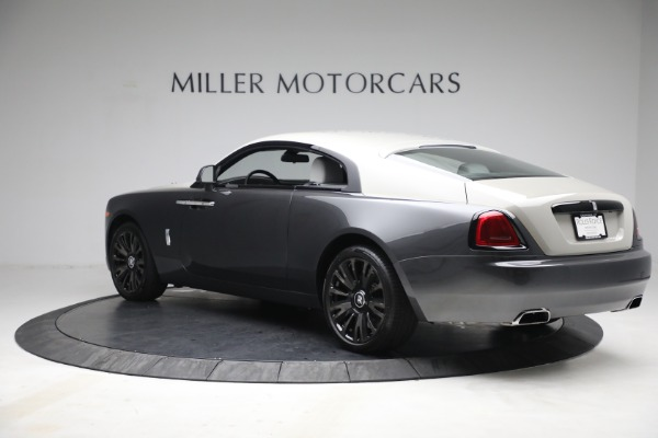 Used 2020 Rolls-Royce Wraith for sale Call for price at Pagani of Greenwich in Greenwich CT 06830 5