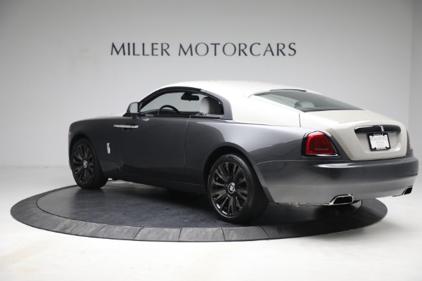 Used 2020 Rolls-Royce Wraith for sale Call for price at Pagani of Greenwich in Greenwich CT 06830 6