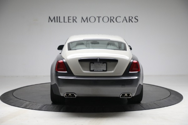 Used 2020 Rolls-Royce Wraith for sale Call for price at Pagani of Greenwich in Greenwich CT 06830 7