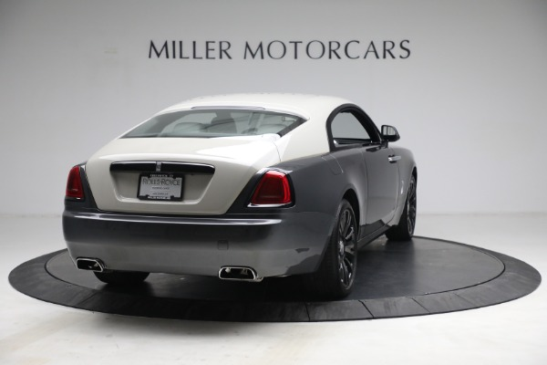 Used 2020 Rolls-Royce Wraith for sale Call for price at Pagani of Greenwich in Greenwich CT 06830 8