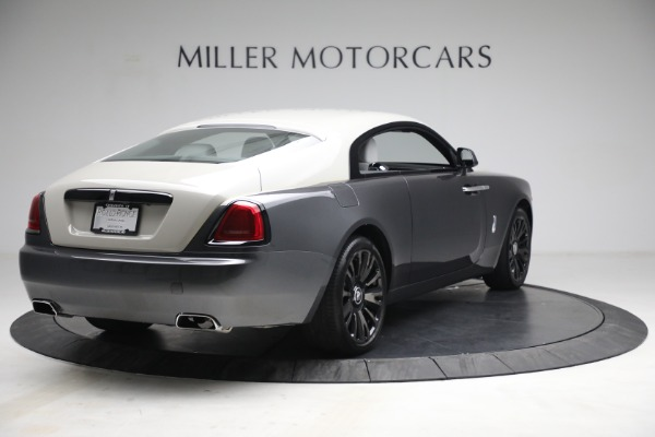 Used 2020 Rolls-Royce Wraith for sale Call for price at Pagani of Greenwich in Greenwich CT 06830 9