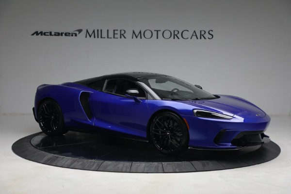 New 2022 McLaren GT Luxe for sale $228,080 at Pagani of Greenwich in Greenwich CT 06830 10