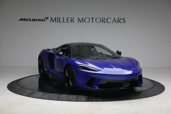 New 2022 McLaren GT Luxe for sale $228,080 at Pagani of Greenwich in Greenwich CT 06830 11