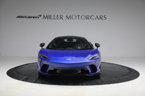 New 2022 McLaren GT Luxe for sale $228,080 at Pagani of Greenwich in Greenwich CT 06830 12