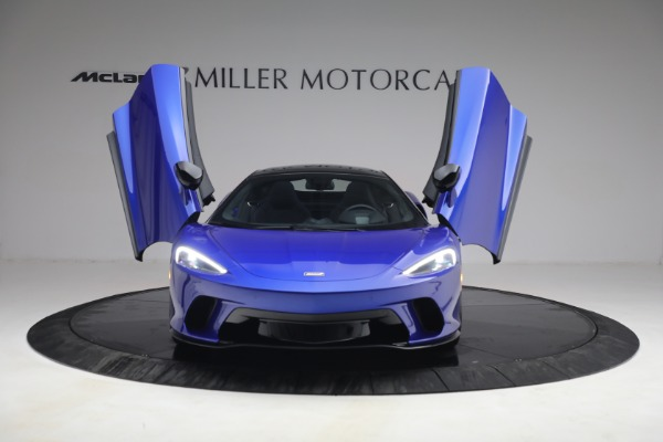 New 2022 McLaren GT Luxe for sale $228,080 at Pagani of Greenwich in Greenwich CT 06830 13