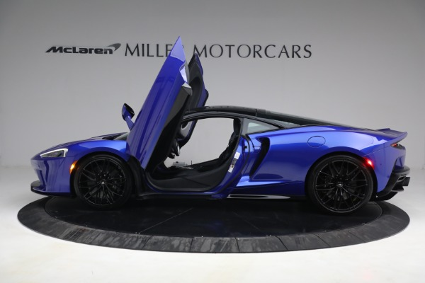 New 2022 McLaren GT Luxe for sale $228,080 at Pagani of Greenwich in Greenwich CT 06830 15