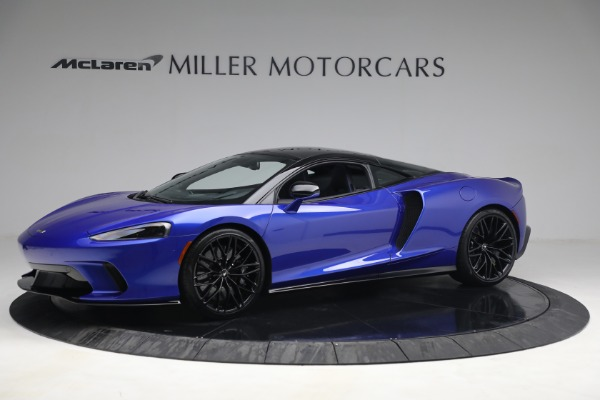 New 2022 McLaren GT Luxe for sale $228,080 at Pagani of Greenwich in Greenwich CT 06830 2