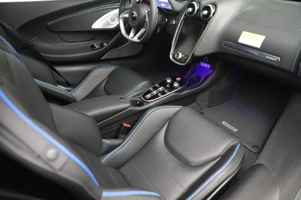 New 2022 McLaren GT Luxe for sale $228,080 at Pagani of Greenwich in Greenwich CT 06830 20