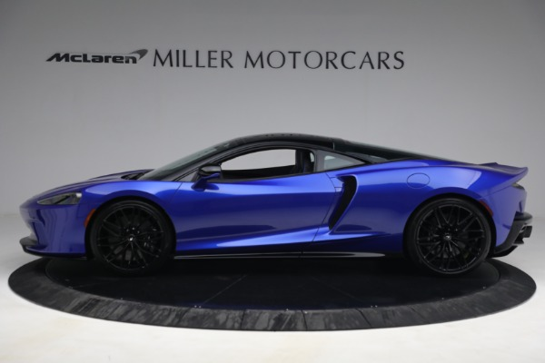 New 2022 McLaren GT Luxe for sale $228,080 at Pagani of Greenwich in Greenwich CT 06830 3