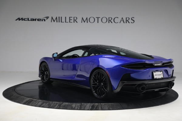 New 2022 McLaren GT Luxe for sale $228,080 at Pagani of Greenwich in Greenwich CT 06830 5