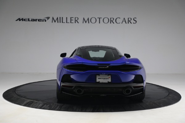 New 2022 McLaren GT Luxe for sale $228,080 at Pagani of Greenwich in Greenwich CT 06830 6