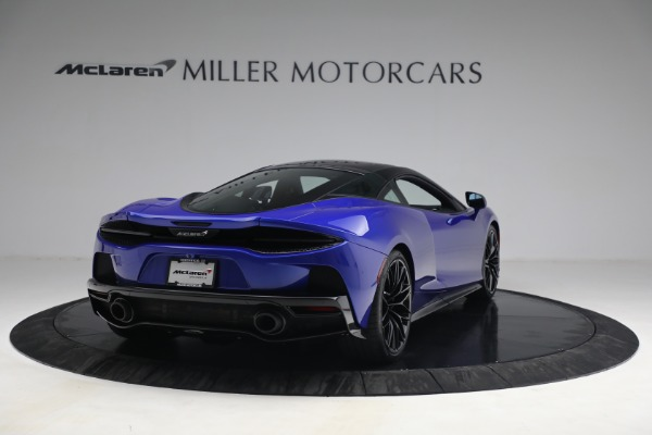 New 2022 McLaren GT Luxe for sale $228,080 at Pagani of Greenwich in Greenwich CT 06830 7