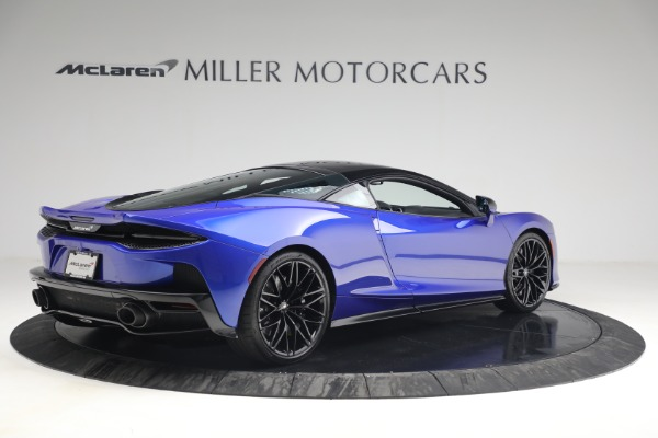 New 2022 McLaren GT Luxe for sale $228,080 at Pagani of Greenwich in Greenwich CT 06830 8
