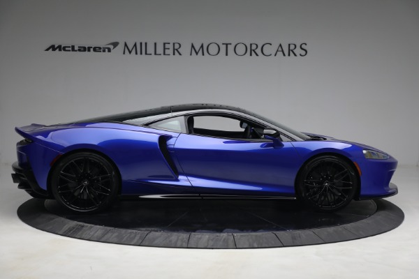 New 2022 McLaren GT Luxe for sale $228,080 at Pagani of Greenwich in Greenwich CT 06830 9