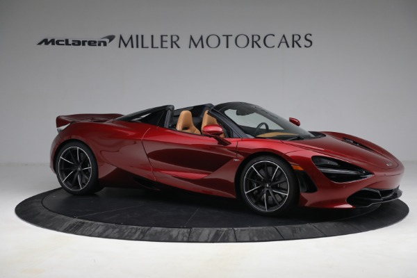 New 2022 McLaren 720S Spider for sale $382,090 at Pagani of Greenwich in Greenwich CT 06830 10