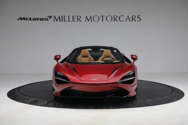 New 2022 McLaren 720S Spider for sale $382,090 at Pagani of Greenwich in Greenwich CT 06830 12