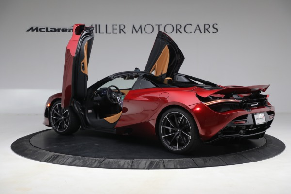 New 2022 McLaren 720S Spider for sale $382,090 at Pagani of Greenwich in Greenwich CT 06830 16