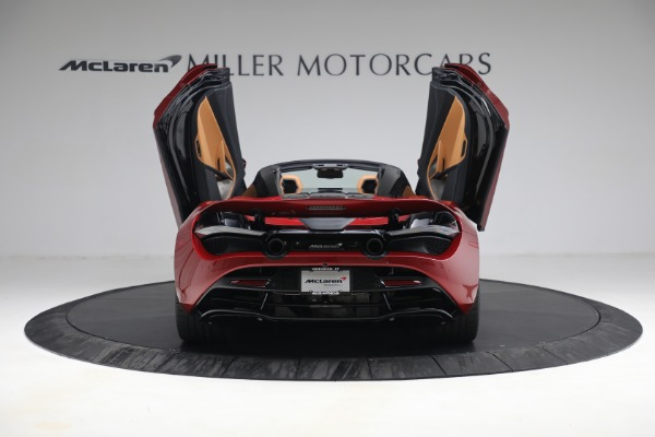 New 2022 McLaren 720S Spider for sale $382,090 at Pagani of Greenwich in Greenwich CT 06830 17